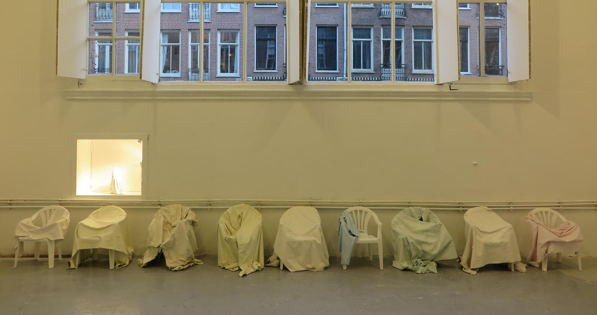 Jonat Deelstra - installatie