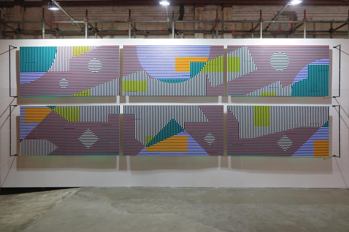 Wie weet de naam van de kunstenaar van dit werk? (0532).