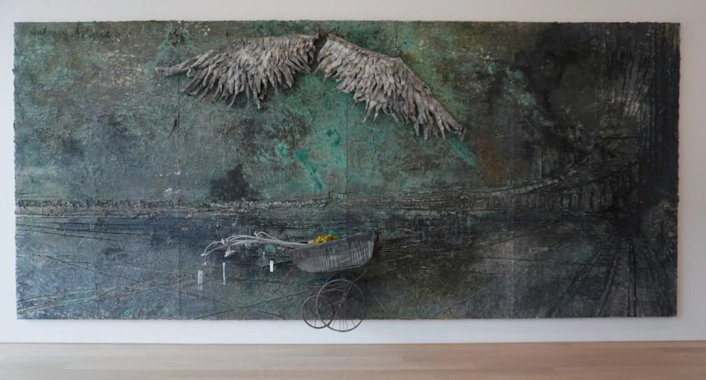 Antonin Artaud Heliogabalus - Anselm Kiefer