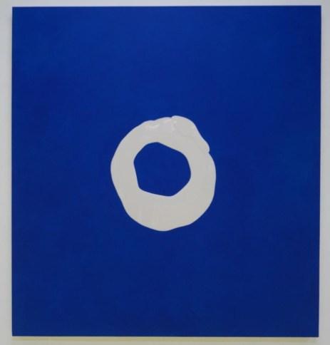 Blue car (2020)