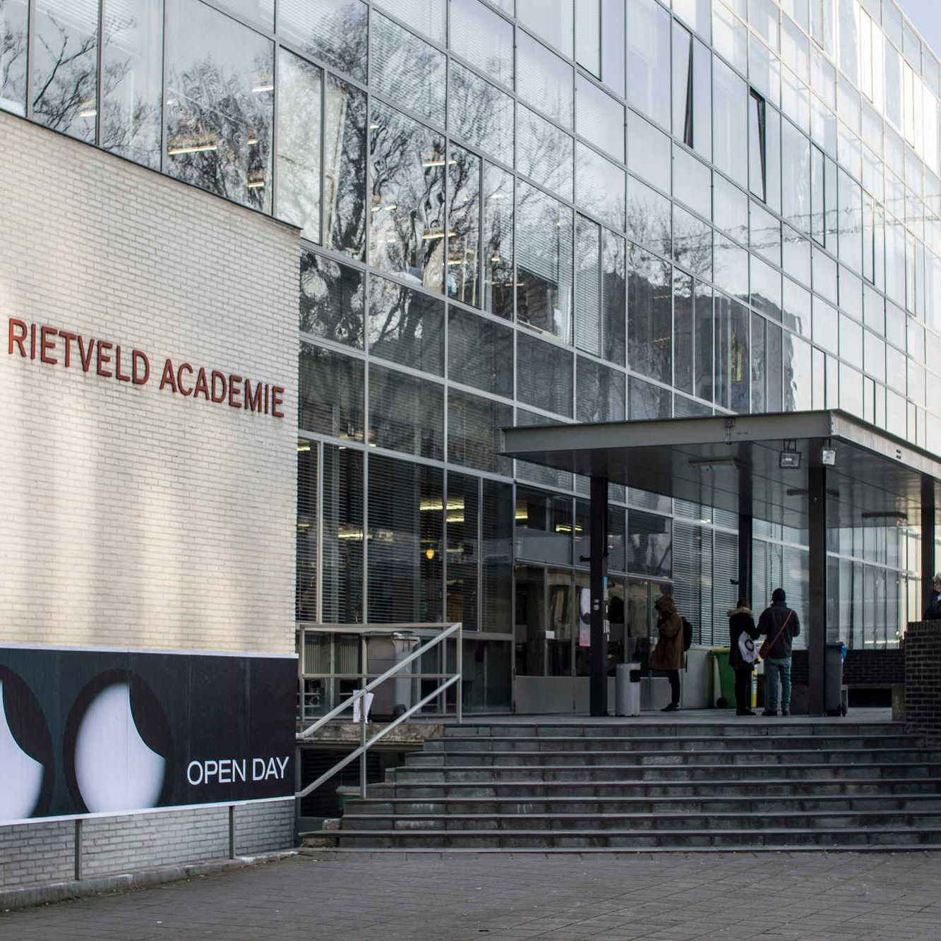 Gerrit Rietveld Academie - Amsterdam