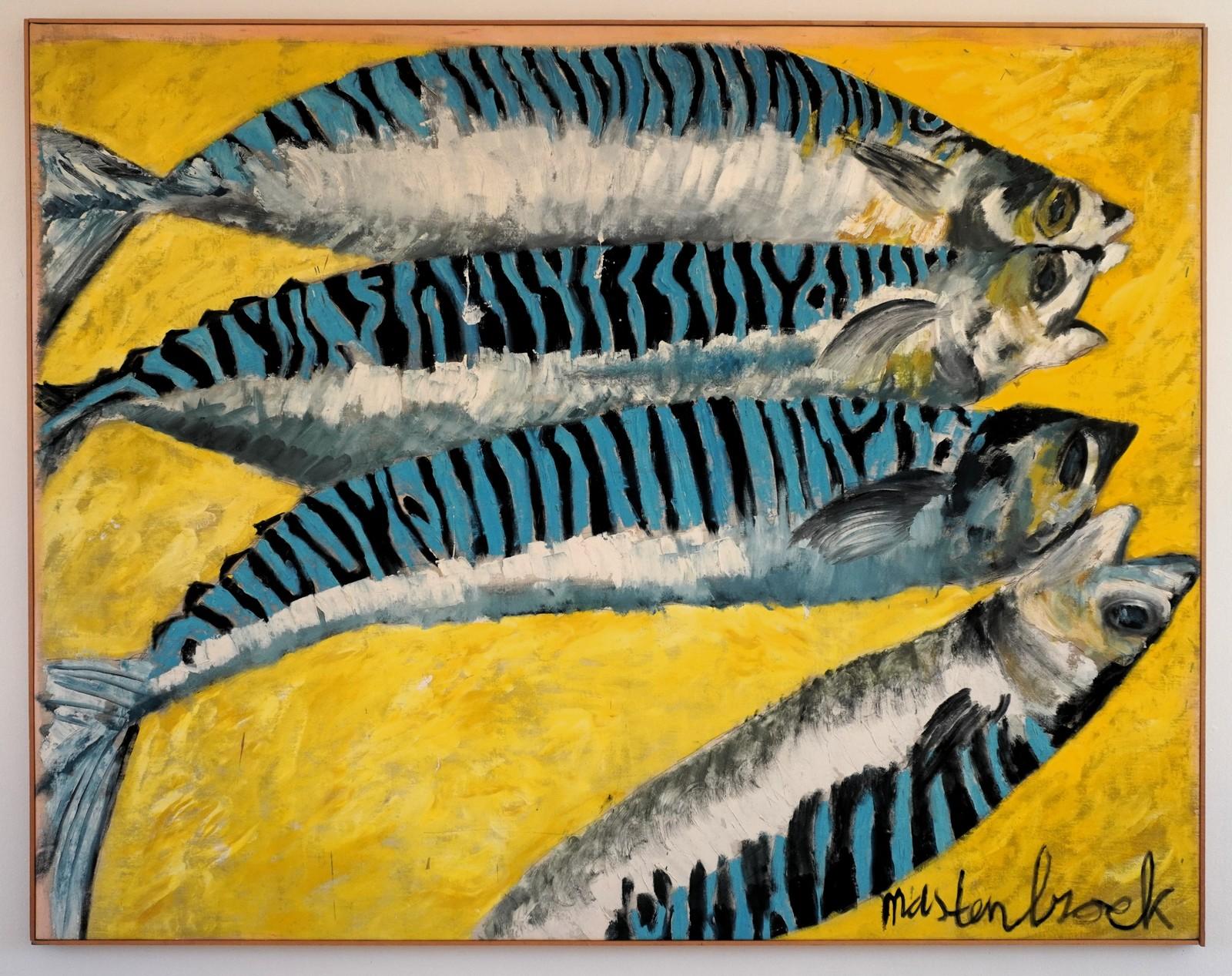 Albert Mastenbroek - Makrelen
