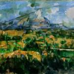Canon Van De Moderne Kunst Cezanne Vensters