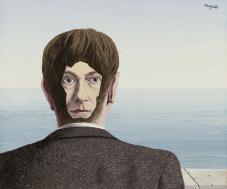 René Magritte - het Glazen Huis
