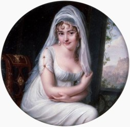 Juliette Récamier - Jean-Baptiste Augustin