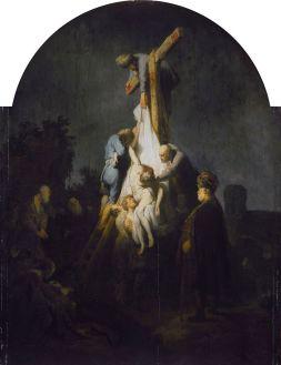 Rembrandt van Rijn - Kruisafname