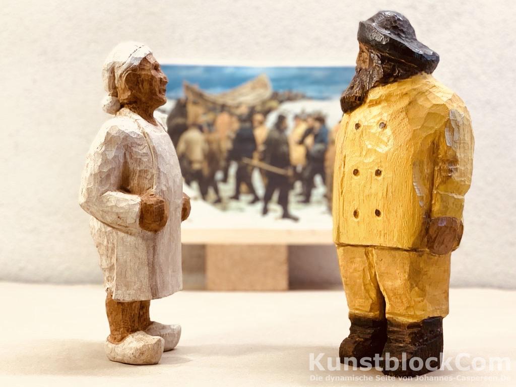 Bergmüller und Skagen Fischer von Johannes Caspersen