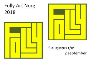 Folly art Norg 2018-2