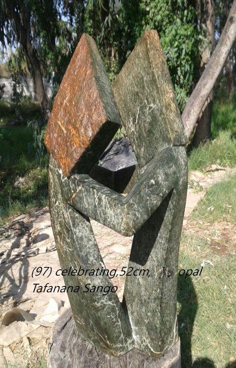 97 Celebrating Tafana Sango