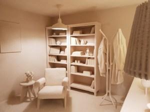 Calcified Living Room - Daniel Arsham