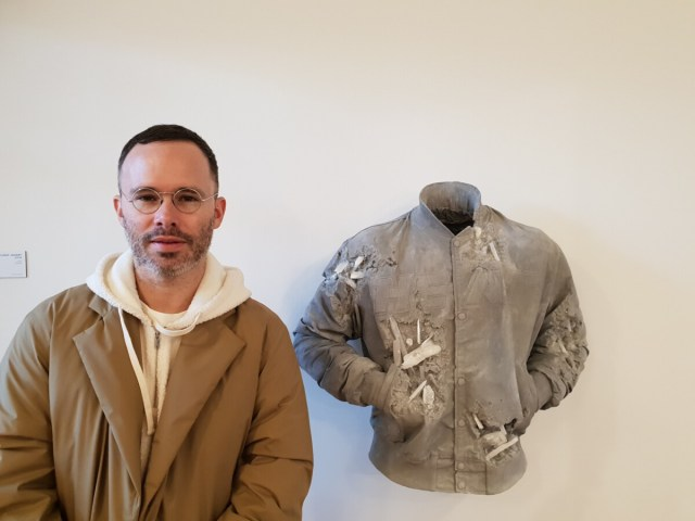 Daniel Arsham – Connecting Time
