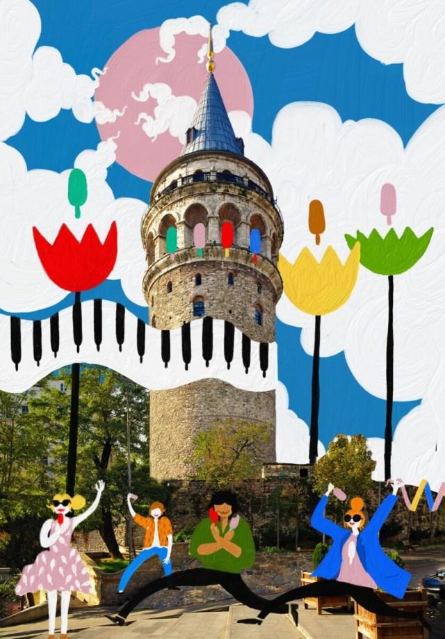 Istanbul - @olgunkasikci