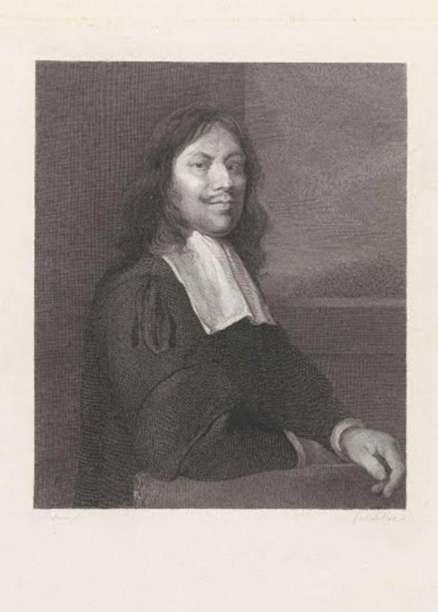 Jan Steen - Johannes van de Kellen