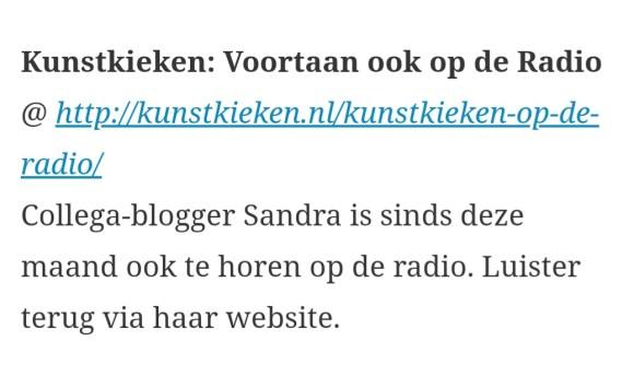 Radio Kunstkieken
