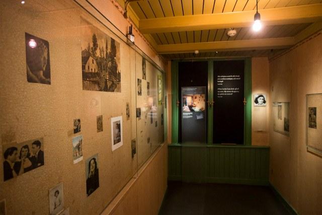 Slaapkamer Anne Frank