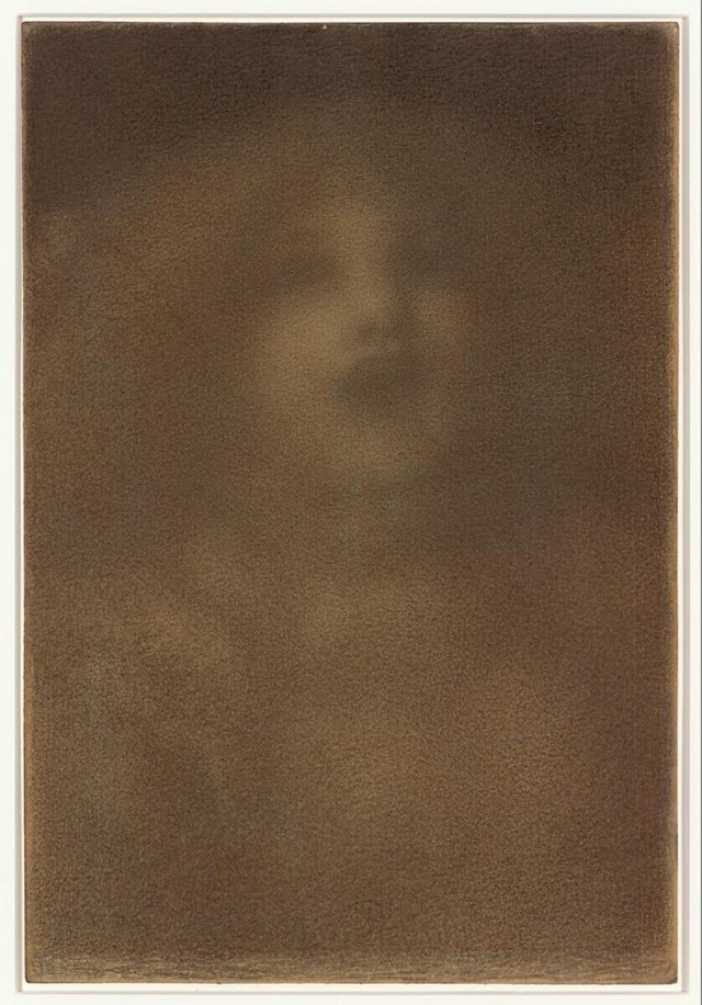 Vrouwenhoofd (1894) - Matthijs Maris - collectie Museum Boijmans Van Beuningen