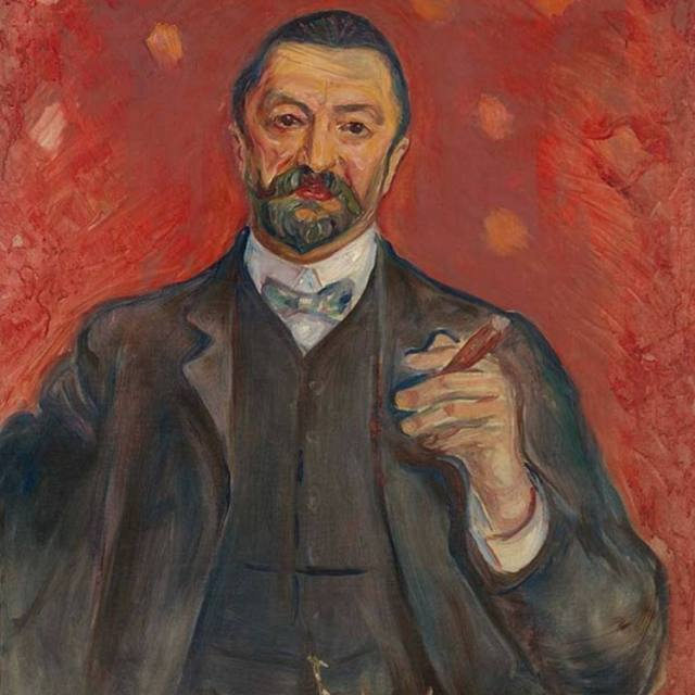 Felix Auerbach - Munch