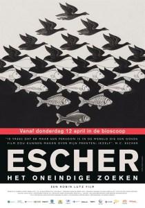 Escher - Het Oneindige Zoeken -Robin Lutz