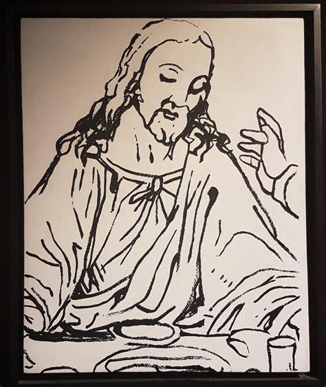 christ andy warhol
