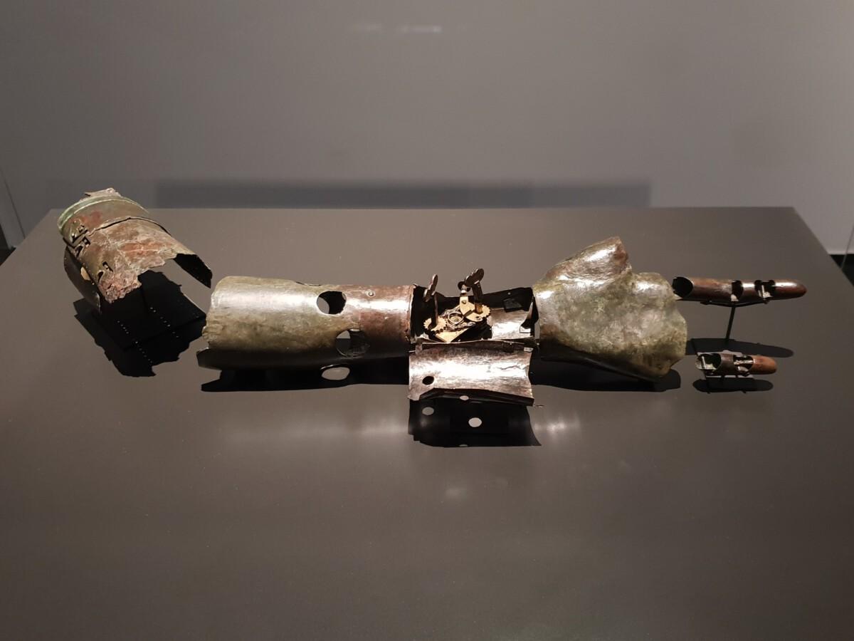 Armprothese van Christiaan van Brunswijk