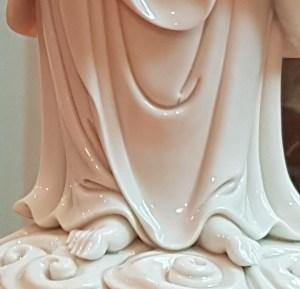 sierlijke boeddha