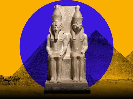 campagnebeeld Goden van Egypte