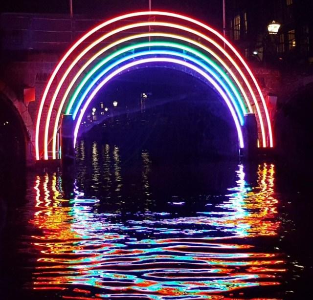 gilbert moity bridge of the rainbow