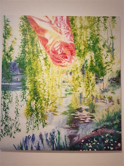 The Meteor Hits's Monet's Garden