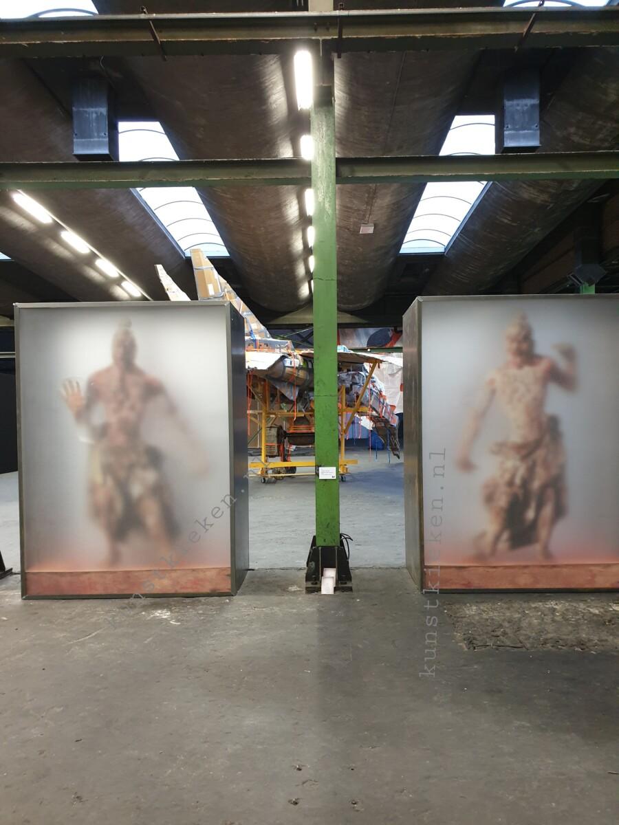 tempelwachters Rijksmuseum