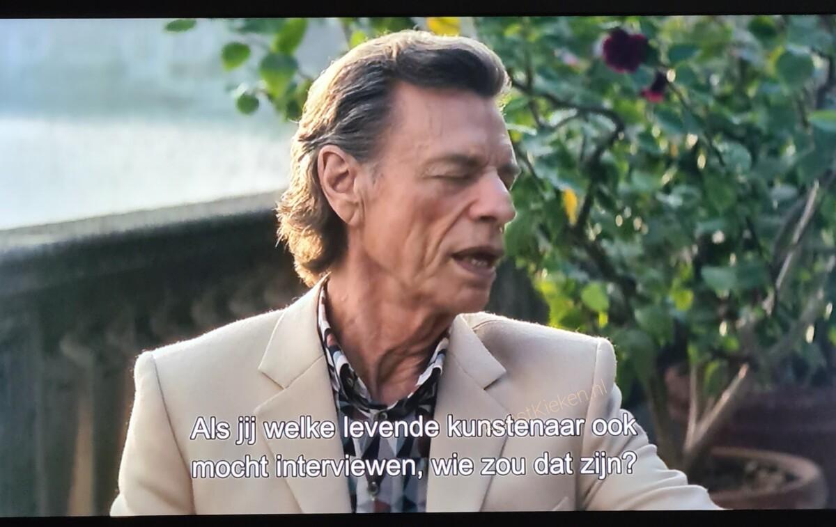 Mick Jagger - The Burnt Orange Heresy