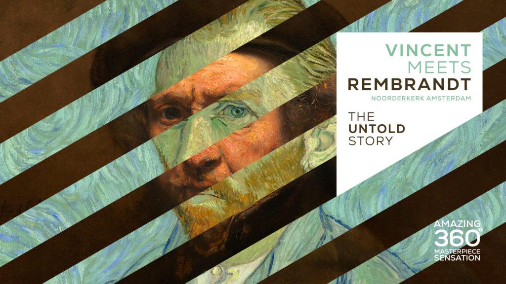 Campagnebeeld Vincent meets Rembrandt