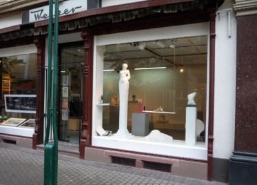 Galerie Kunstmassnahmen Ausstellung Georg Viktor