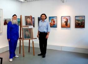 Namste Ausstellung bei Kunstmassnahmen