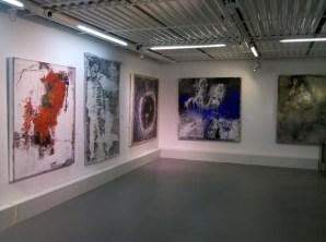 2 Ausstellung Jana Bergemann, KUNSTMASSNAHMEN Jürgen Leibig