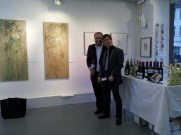 10. Ausstellung Landertinger Weinverkostung Simon Nan