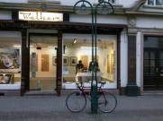 9. Ausstellung Landertinger KUNSTMASSNAHMEN Schaufenster