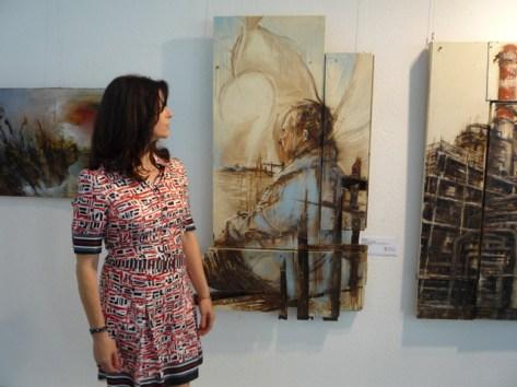 10 Ausstellung Valerio Giacone 2014 KUNSTMASSNAHMEN