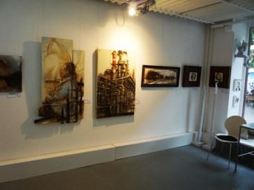 3 Ausstellung Valerio Giacone 2014 KUNSTMASSNAHMEN