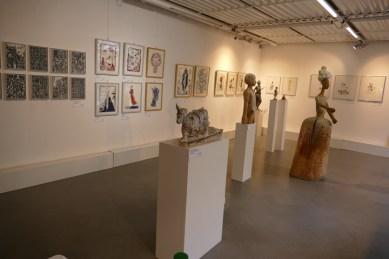 Ausstellung 1 KUNSTMASSNAHMEN Heidelberg 11.09.16