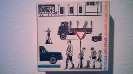 Streetart, 15x15cm