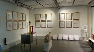 Ausstellung Wortkunst