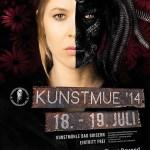 Kunstmue Festival Bad Goisern Flyer 2014 (JPG)