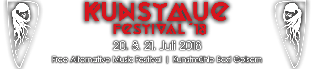 Kunstmue Festival 2018 | Free Alternative Music Festival | Bad Goisern | 20. & 21. Juli 2018