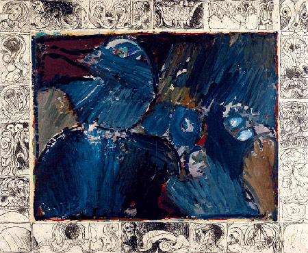Le Doute / Tvivlen, 1968, Louisiana Museum for Moderne Kunst, Humlebæk