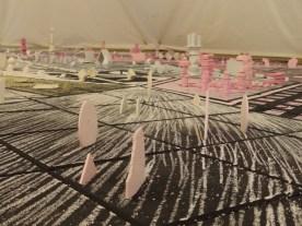 Lenneke van der Goot detail Algae Object Field @ Wageningen UR