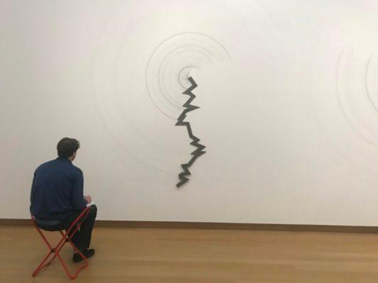Art Based Learning bij werk van Carlos Amorales