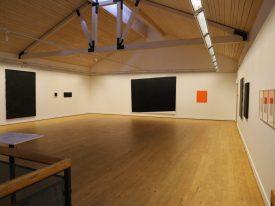 Werk van Ann Edholm in Dalslands konstmuseum.