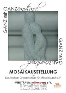 DOMO ganz nah - Poster