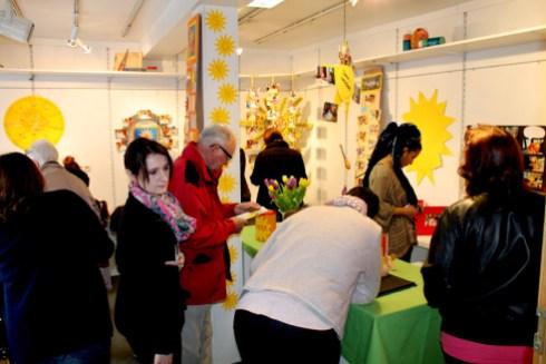 Ausstellung 40 Sonnen