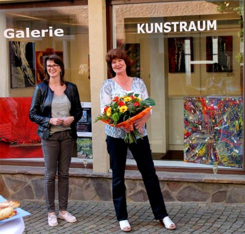 Vernissage Helga Schimandl